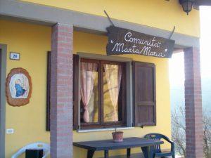 Comunità Martamaria, Maro, Castelnovo ne Monti (RE)