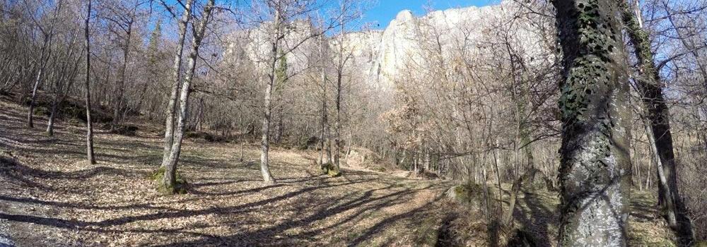 Pietra di Bismantova, Parco Nazionale Appennino Tosco Emiliano